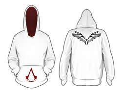 Assassin's Creed Hoodie by VexVloudz97