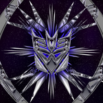 decepticons space logo by Phendranaguardian