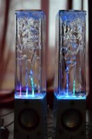 My water speakers by Fallonkyra