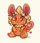 Moffin-Pudge by StressedJenny