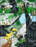An Elves' Tale - Page 19 by GhostHead-Nebula