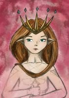 Queen of the Elves by DevilishEvelyn