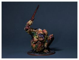 Great Unclean One by DorianM