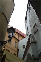 Prague street by tamisan-mio