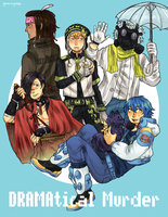 DRAMAtical Murder by Hokaru