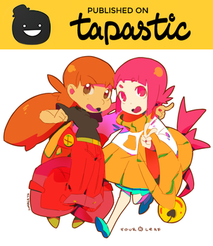Four Leaf on Tapastic by Lumaga