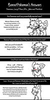 Q and A 3:  Boxed 'Mons by DragonwolfRooke
