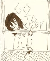 Jeff the Killer by QweXTheXEccentric