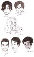 some heroes by eilid