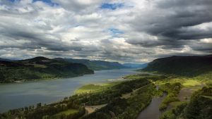 Hood River Valley by wusk