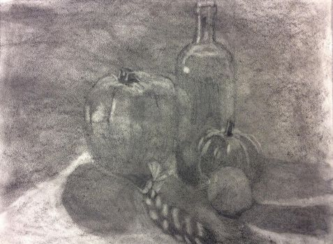A Still Life I Guess by Squid-Boi