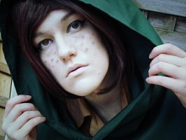 Attack On Titan Ymir - Cloaked by TheBrokenxDream