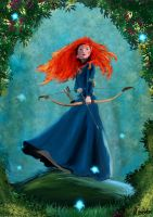 Merida by Thyden