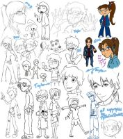 Sketch Page - April 17 by tythecooldude06