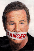Robin Williams Tribute by chaos-walking59