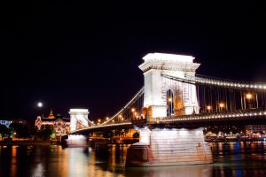 Night Budapest by DashaBezina