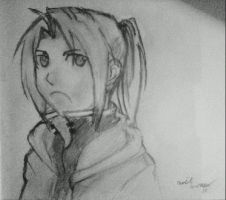 Edward Elric by Winry124930