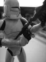 clone trooper by shithlord