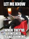 Tuxedo Mask Meme by xProfAwesome