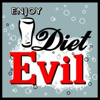 Enjoy Diet Evil. by OvejaNegra77