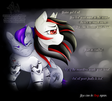 MLP: FoE: Project Horizons: You can be king again. by Mychelle