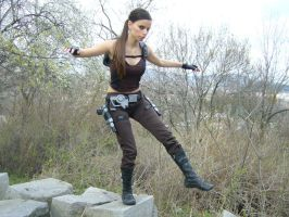 Tomb Raider Cosplay Underworld Pants by DayanaCroft