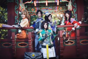 Dynasty Warriors by Sunsako