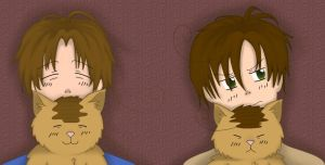 APH - Italian brothers by Silbido