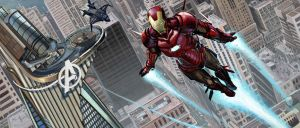 Iron Man by BenWootten