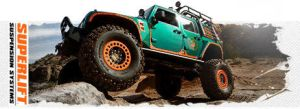 SUPERLIFT Jeep Wrangler by FordGT