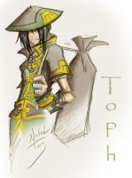 Older Toph v2 by Tyshea
