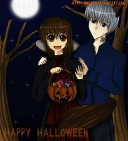 Happy Halloween ZeKi by Aleriy