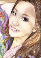 Dara In Colour (Finished) by topistops