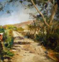 Old Road by AbdonJRomero