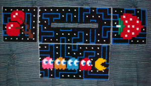 [Commission][WIP] Pacman Panels by AprilMoonshine