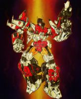 Superion G1 (in color) by MIROSLAV-BLASTER