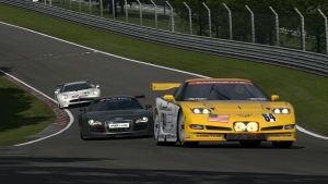 GT5 :Standard Gran Touring Cars at the Nur. by K9RASArt
