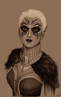Dragon Age: Origins - pc mage by kerighan