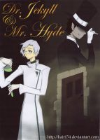 Dr. Jekyll and Mr. Hyde by kairi54
