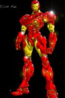 Iron Man by DarthSaurer