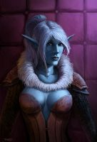 Dark Elf by Kroy111