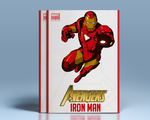 Avengers With Iron Man (Variant Cover) by RobertoJOEL1307