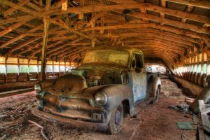 56 Chevy by PSRADICH