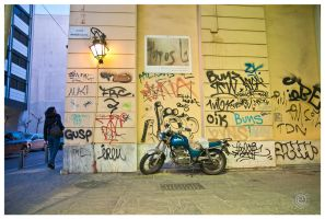 Night out in Athens by etsap
