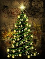 Back Alley Christmas by hallbe