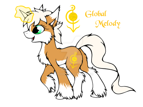 Global Meldoy by Lintion