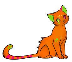 Cat Adoptable - CLOSED - by kim102