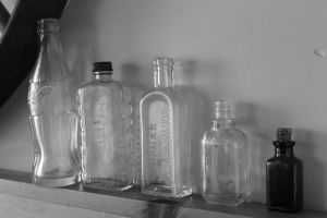 Bottles by BloodsInk