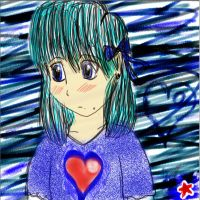 My first tablet drawing by Redstar95