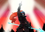 undyne by starosis